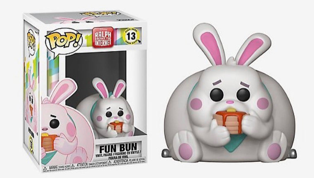 Fun Bun - Wreck It Ralph 2 - Funko Pop! Vinyl Figure - OCTOBER