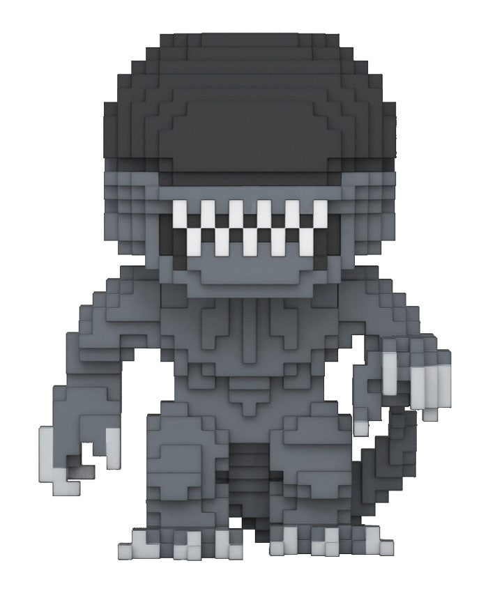 Alien - 8-Bit - Funko Pop Vinyl Figure - JANUARY