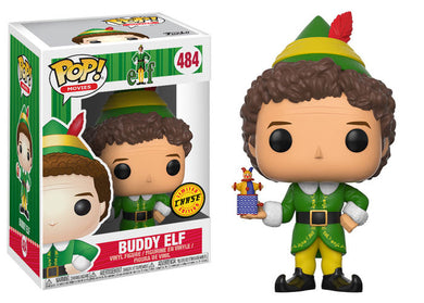 Buddy Elf (Chase) - Buddy the Elf - Funko Pop Vinyl Figure