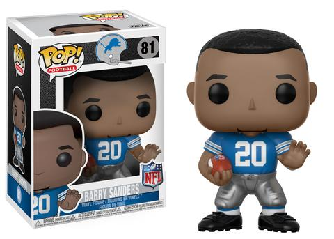 Barry Sanders - NFL Legends - Funko Pop Vinyl Figure
