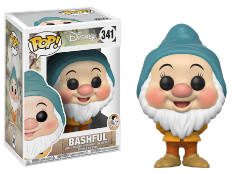 Bashful - Disney Snow White - Funko Pop Vinyl Figure
