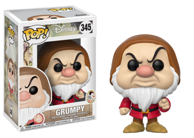 Grumpy - Disney Snow White - Funko Pop Vinyl Figure