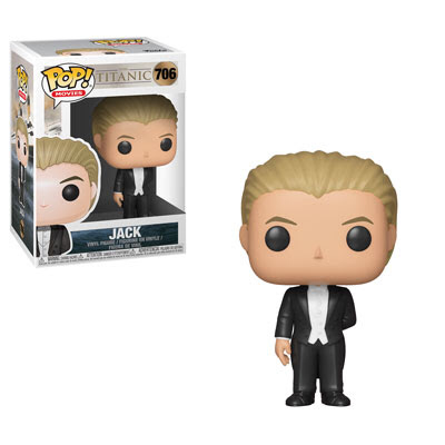 Jack - Titanic - Funko Pop! Vinyl Figure - JANUARY