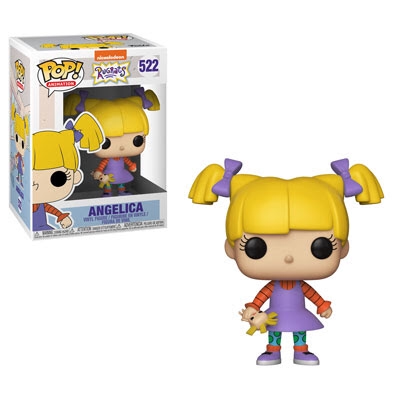 Angelica - Nickelodeon Rugrats - Funko Pop Vinyl Figure - DECEMBER