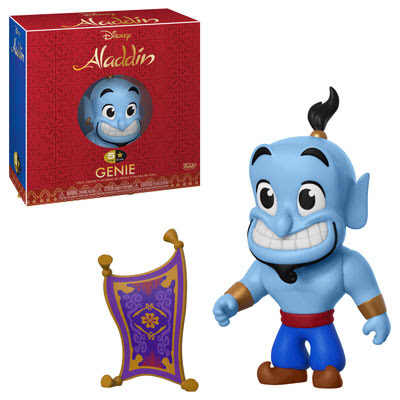 Genie - Disney Aladdin Funko 5 Star Vinyl Figure - NOVEMBER