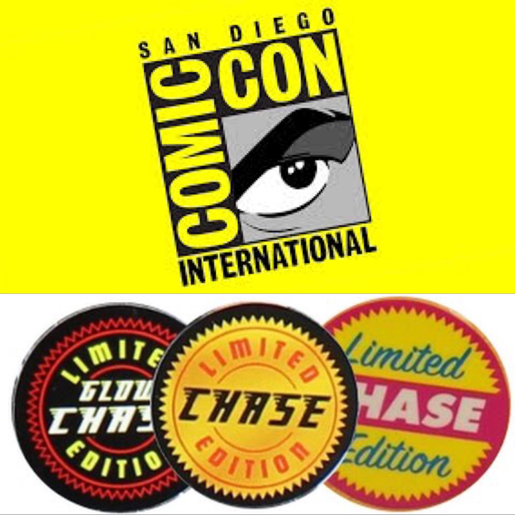 SDCC/CHASE Super Mystery Box of 2 Random Funko Pop Vinyl Figures - Guaranteed 2018 NYCC or Chase Pop!