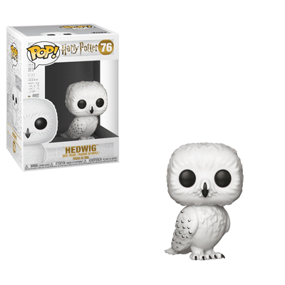 Hedwig - Harry Potter - Funko Pop! Vinyl Figure - DECEMBER