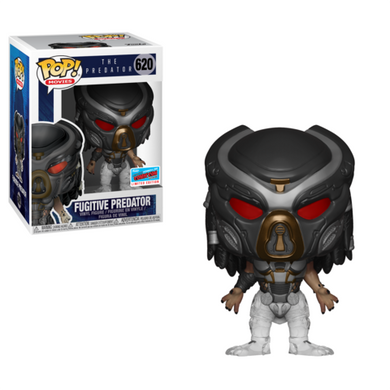 Fugitive Predator - The Predator - 2018 NYCC Exclusive Funko Pop Vinyl - OCTOBER