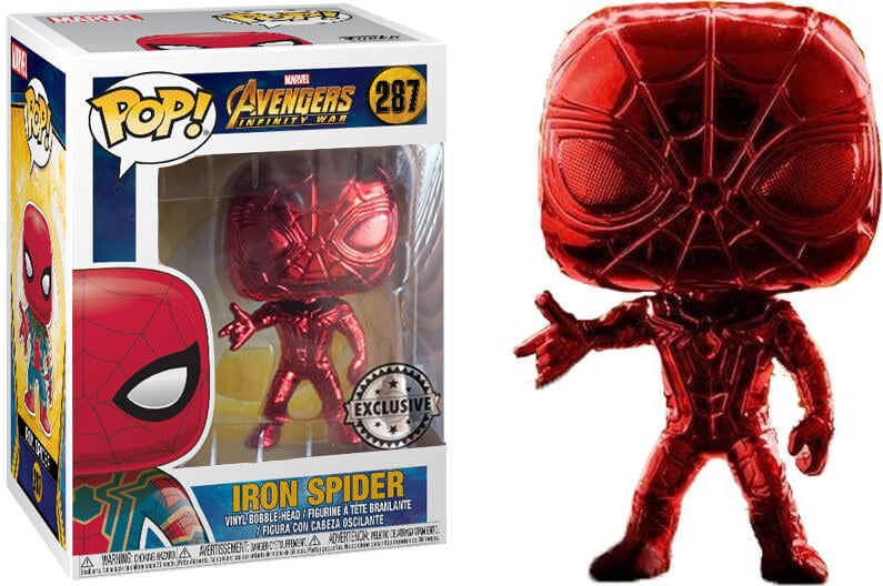 Iron Spider Australia Exclusive - Marvel Avengers Infinity ...