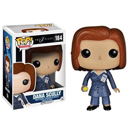 Dana Sculley - X-Files - Funko Pop