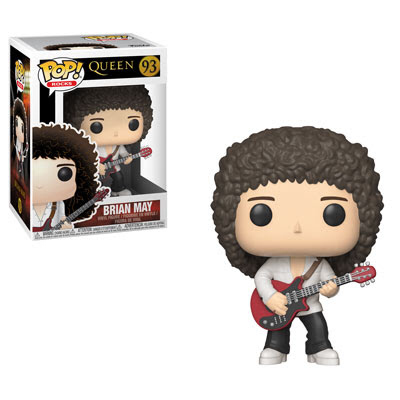 Brian May - Queen - Funko Pop Vinyl Figure - DECEMBER