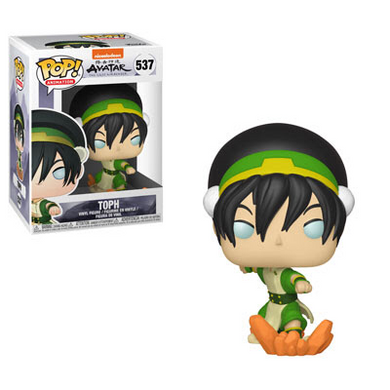 Toph - Avatar The Last Airbender - JANUARY