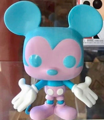 Pink Mickey Mouse - Mickey Exhibition Colorway - Funko Pop Vinyl Figure - JANUARY