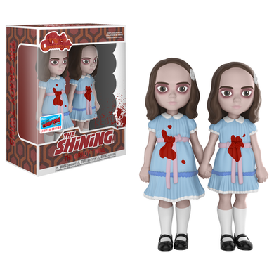 The Grady Twins - 2018 NYCC Exclusive Funko Rock Candy - OCTOBER