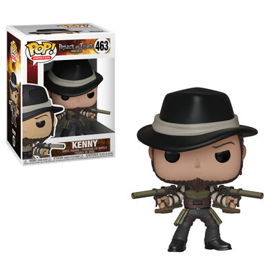 Kenny - Attack on Titan - Funko Pop! Vinyl Figure - JANUARY