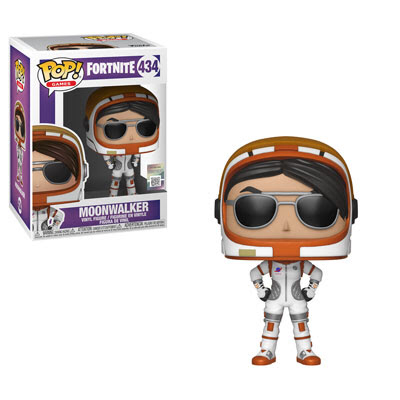 Moonwalker - Fortnite - Funko Pop! Vinyl Figure - NOVEMBER