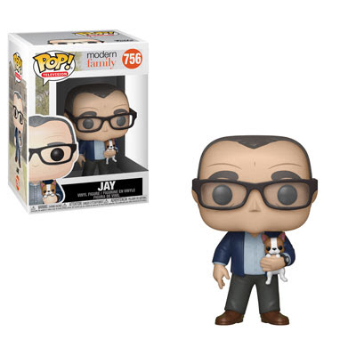 Jay - Modern Family - Funko Pop! Vinyl Figure - JANUARY