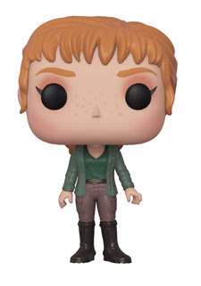 Claire - Jurassic World 2 - Funko Pop Vinyl Figure - MAY