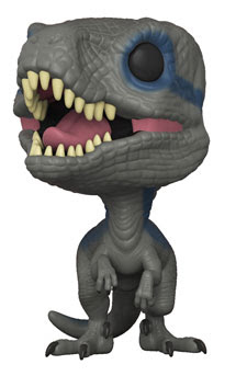 Blue - Jurassic World 2 - Funko Pop Vinyl Figure - MAY