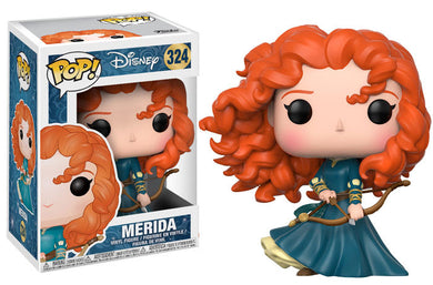 Merida (New) - Disney Princess Funko Pop Vinyl Figure