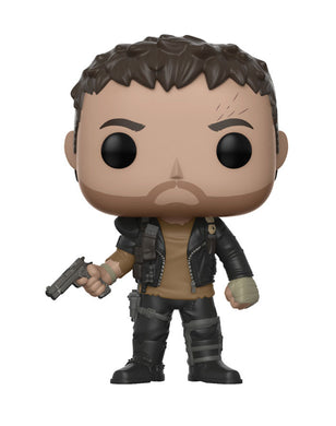 Max with Gun - Mad Max Fury Road - Funko Pop Vinyl Figure - NOVEMBER