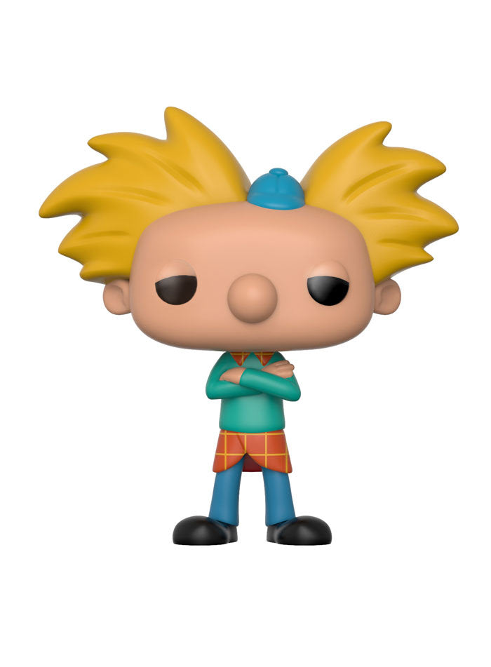 Arnold Shortman - Nickelodeon Hey Arnold - Funko Pop Vinyl Figure