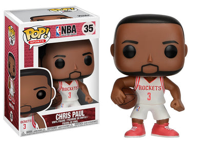 Chris Paul - Houston Rockets - Funko Pop NBA Figure