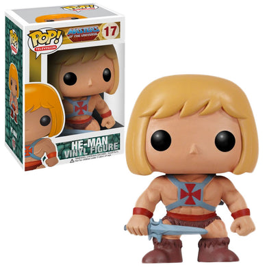 He-Man - Masters of the Universe - Funko Pop Vinyl