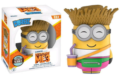 Tourist Dave - Specialty Series Despicable Me 3 - Funko Dorbz Figure