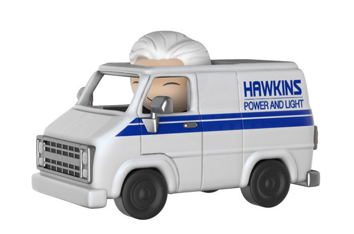 Brenner in Hawkins Van - Stranger Things - Funko Dorbz Ride - NOVEMBER