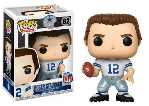 Roger Staubach - NFL Legends - Funko Pop Vinyl OCTOBER