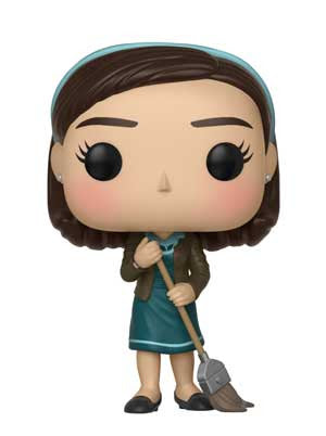 Elisa on Broom - The Shape of Water - Funko Pop Vinyl - SUMMER