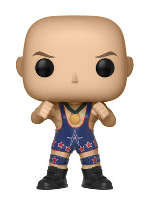 Kurt Angle - WWE - Funko Pop Vinyl Figure - JUNE
