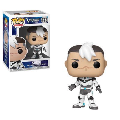 Shiro - Voltron - Funko Pop Vinyl Figure - DECEMBER
