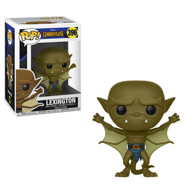 Lexington - Disney Gargoyles - Funko Pop Vinyl - JULY