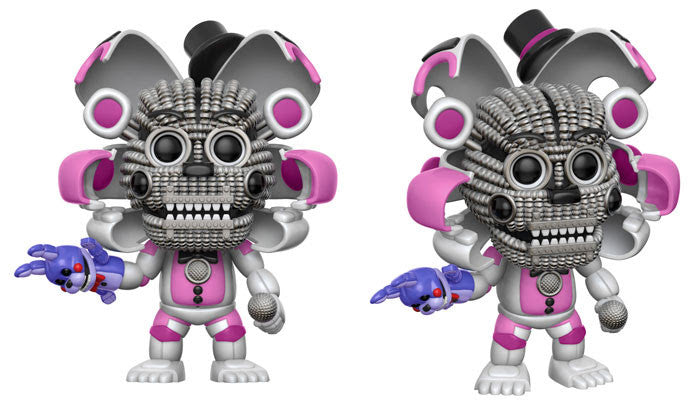 Funtime Freddy (Chase) - Five Nights at Freddy's Sister Location - Funko Pop Vinyl Figure