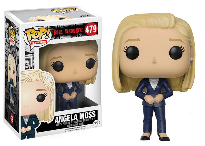 Angela Moss - Mr Robot - Funko Pop Vinyl
