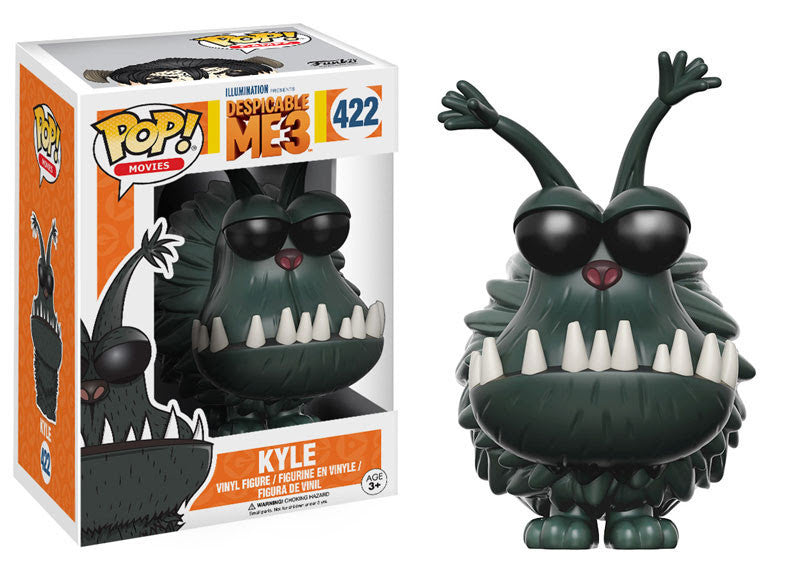 Kyle - Despicable Me 3 - Funko Pop Vinyl Figure