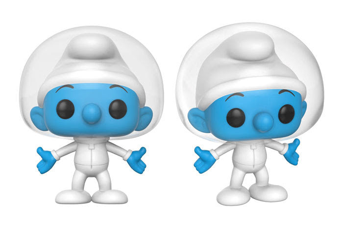 Astro Smurf - The Smurfs - Funko Pop Vinyl