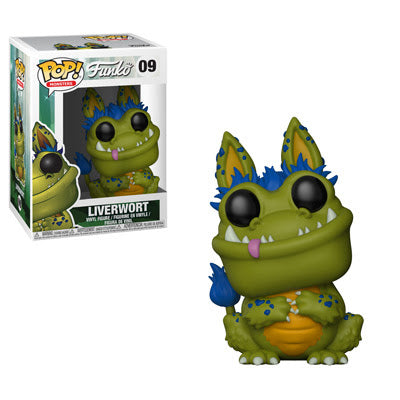 Liverwort  - Wetmore Forest Monsters Wave 2 - Funko Pop Vinyl - SEPTEMBER