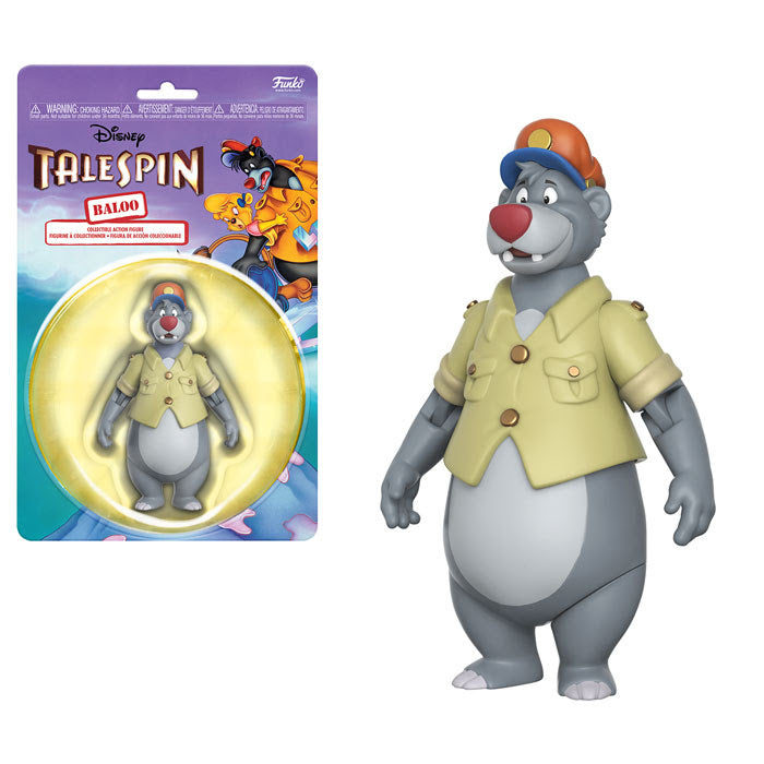 Baloo - Disney Afternoon - Funko Action Figure - NOVEMBER
