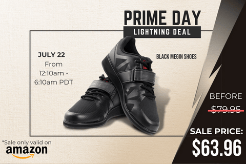 powelifting shoes prime day