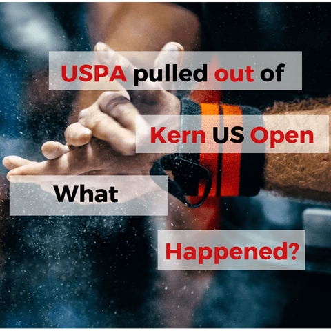 USPA Dropped Kern US Open, Gracie Davis no longer US Open Meet Director