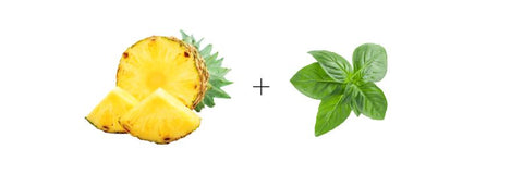 Pineapple & Basil
