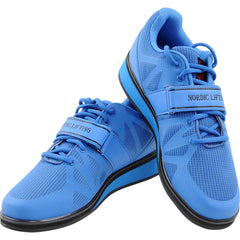 Blue Powerlifting Shoes Megin