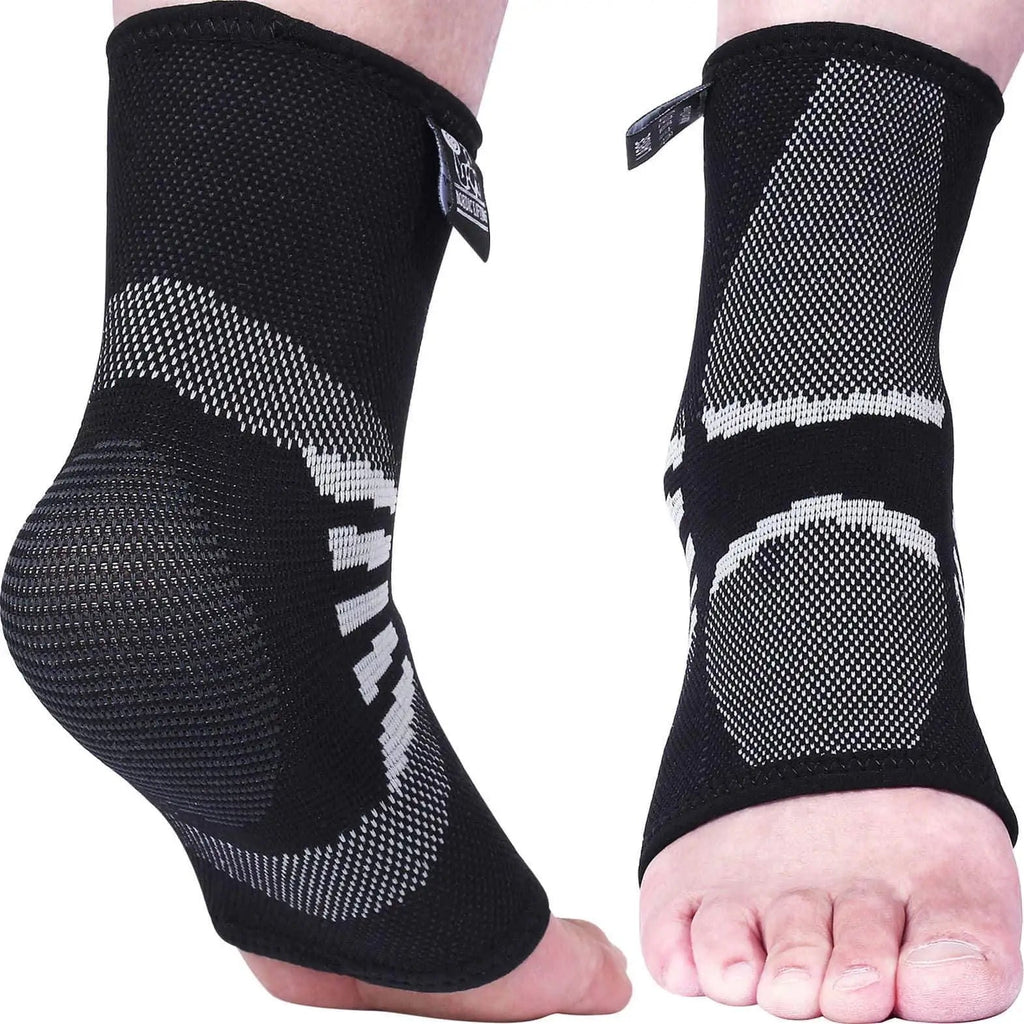 a03c86f550 Nordic Lifting - Ankle Compression Sleeves