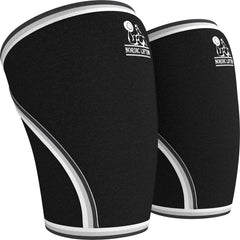 Black knee sleeves 7mm