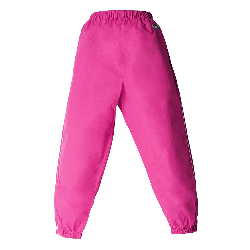 NEW IN PACKAGE - Splashy rain pant, HOT PINK, 2T - see more info below
