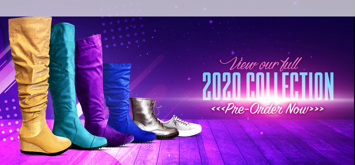 Carnival Kicks - Carnival Boots and Sneakers Trinidad 2020 Carnival Collection