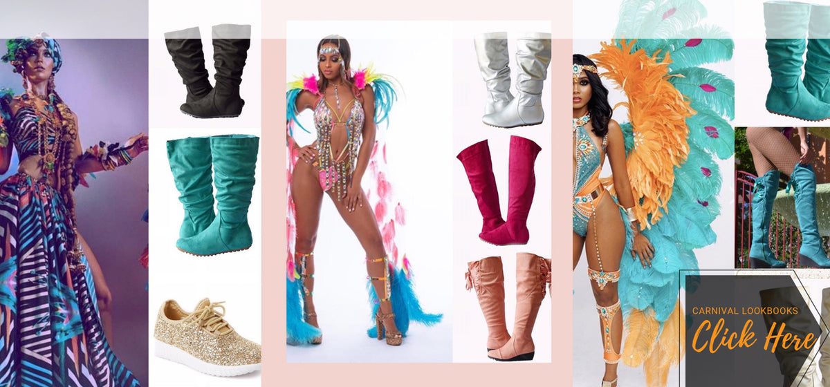 Carnival Kicks-Carnival/Festival Shoes & Funky Rave Worthy Accessories
